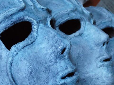 Bablii masques