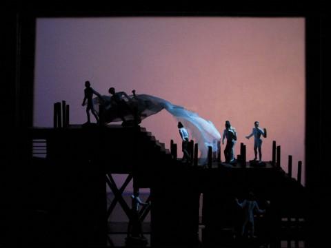 I Capuletti e I Montecchi maquette 04