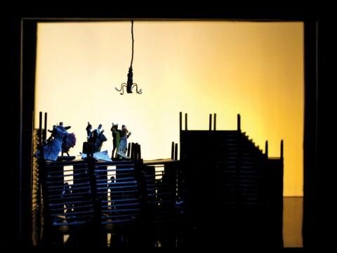 I Capuletti e I Montecchi maquette 02