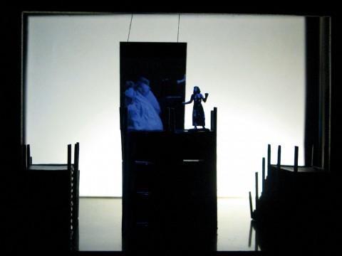 I Capuletti e I Montecchi maquette 03