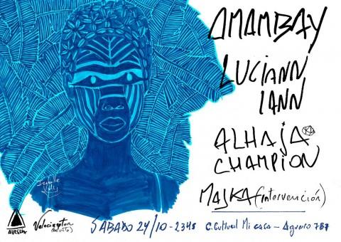 Flyer Aurelia Record